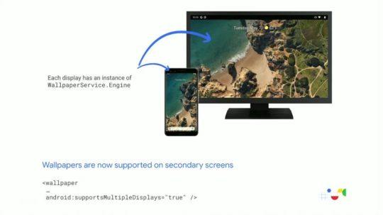 Επιπρόσθετες πληροφορίες για την λειτουργία destkop του Android Q