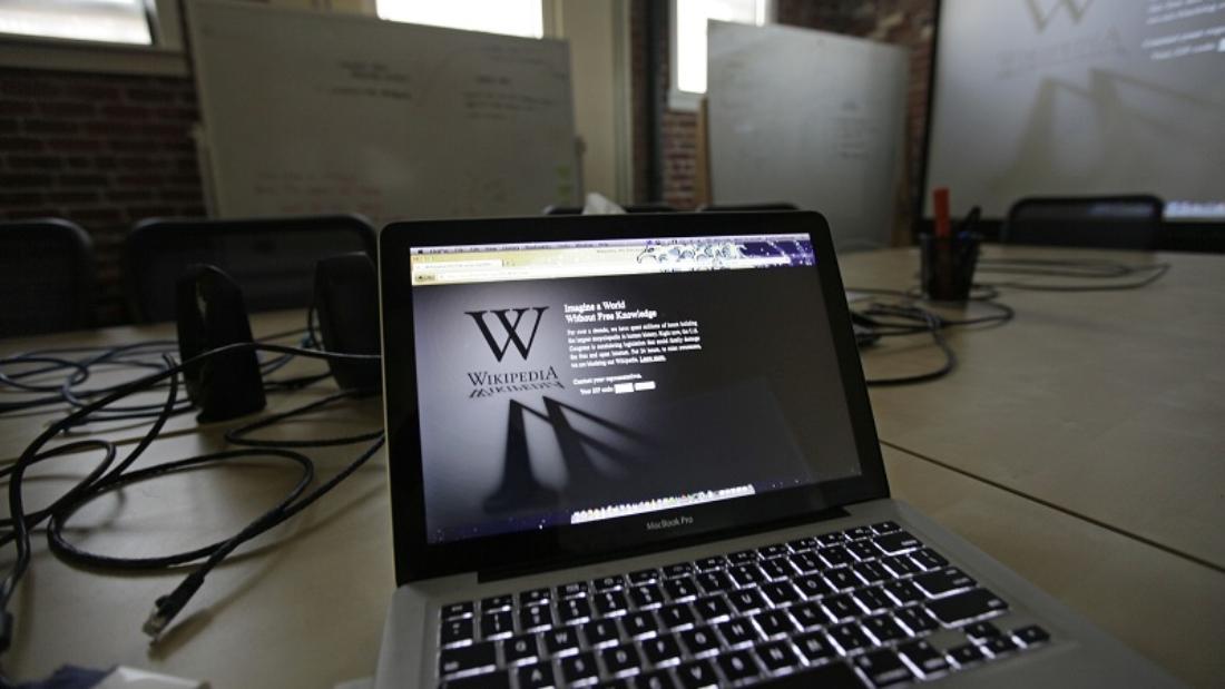 Wikipedia κατά Άγκυρας για τον αποκλεισμό της ιστοσελίδας στην Τουρκία